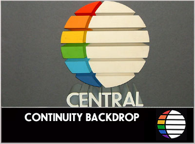 Atv Channel Logo >> The 3D version of the Central Cake that used to appear behind the continuity announcers.